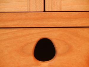 drawer finger pull