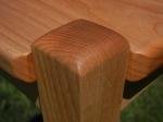 ash table leg