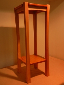 tall vase stand