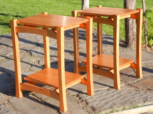 matching cherry tables