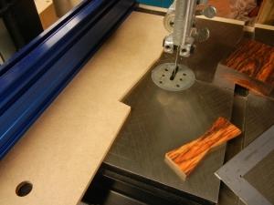 making inlay key
